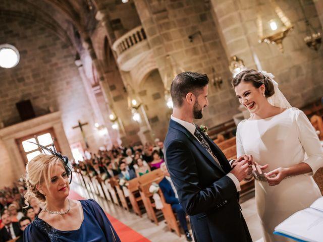 La boda de David y Atenea en Castalla, Alicante 15