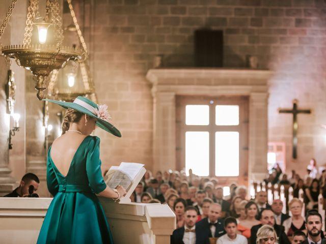 La boda de David y Atenea en Castalla, Alicante 17