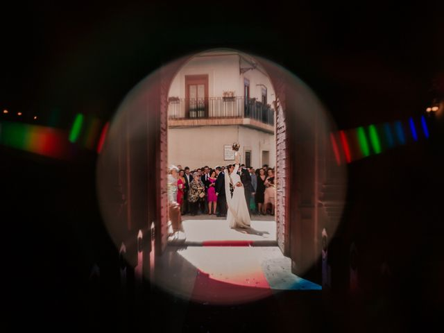 La boda de David y Atenea en Castalla, Alicante 18