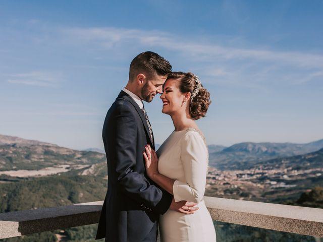 La boda de David y Atenea en Castalla, Alicante 28