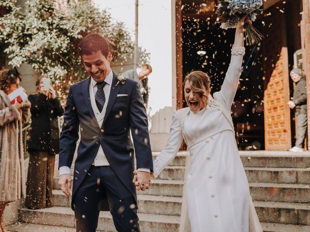La boda de Kike y Mónica  en Finca De Las Jarillas, Madrid 16