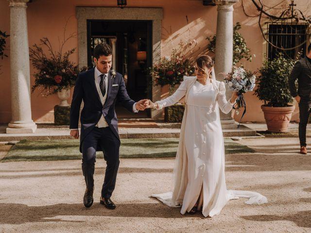La boda de Kike y Mónica  en Finca De Las Jarillas, Madrid 24