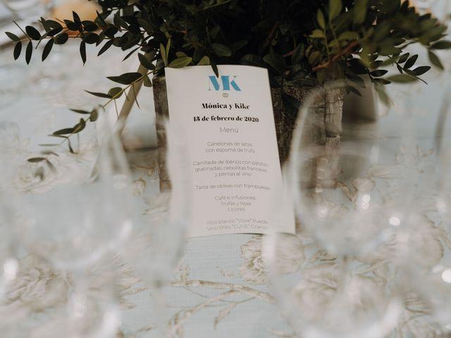 La boda de Kike y Mónica  en Finca De Las Jarillas, Madrid 27