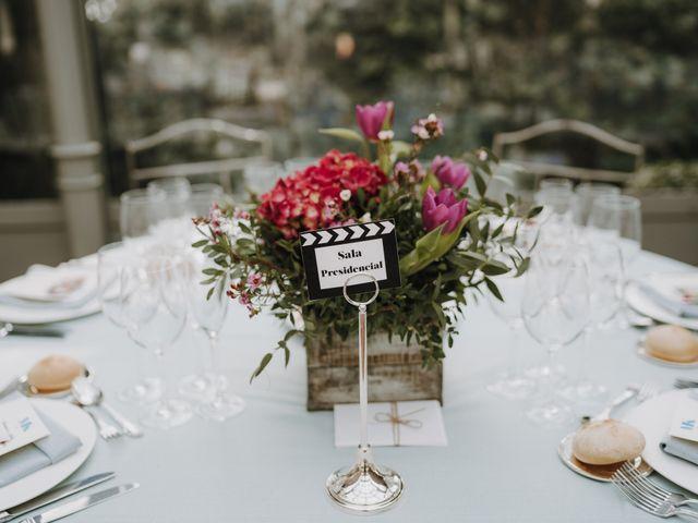 La boda de Kike y Mónica  en Finca De Las Jarillas, Madrid 28