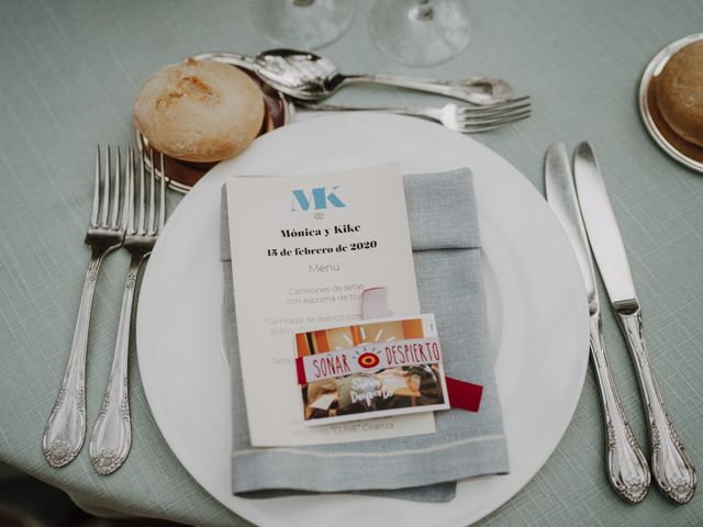 La boda de Kike y Mónica  en Finca De Las Jarillas, Madrid 29
