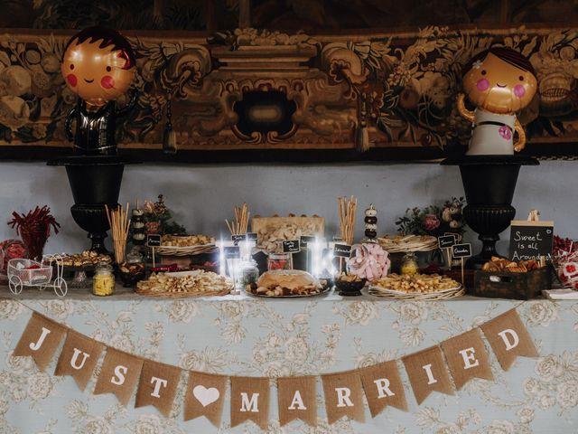 La boda de Kike y Mónica  en Finca De Las Jarillas, Madrid 36