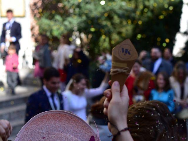 La boda de Kike y Mónica  en Finca De Las Jarillas, Madrid 44