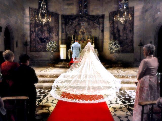 La boda de Janira y Javi en Peralada, Girona 18