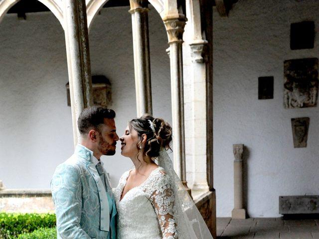 La boda de Janira y Javi en Peralada, Girona 24