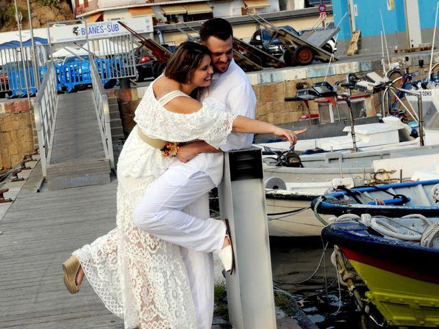La boda de Janira y Javi en Peralada, Girona 49