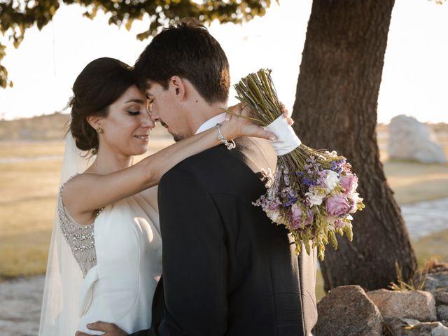 La boda de Estefanía y Álvaro