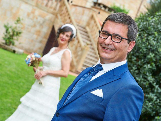 La boda de Angela y Lucas