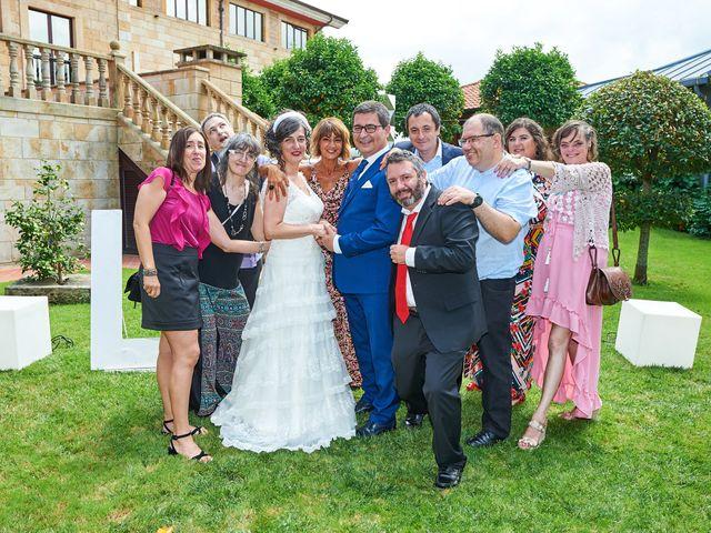 La boda de Lucas y Angela en Hoznayo, Cantabria 26