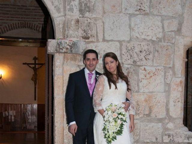 La boda de Vanessa y Óscar en Pozo De Guadalajara, Guadalajara 3
