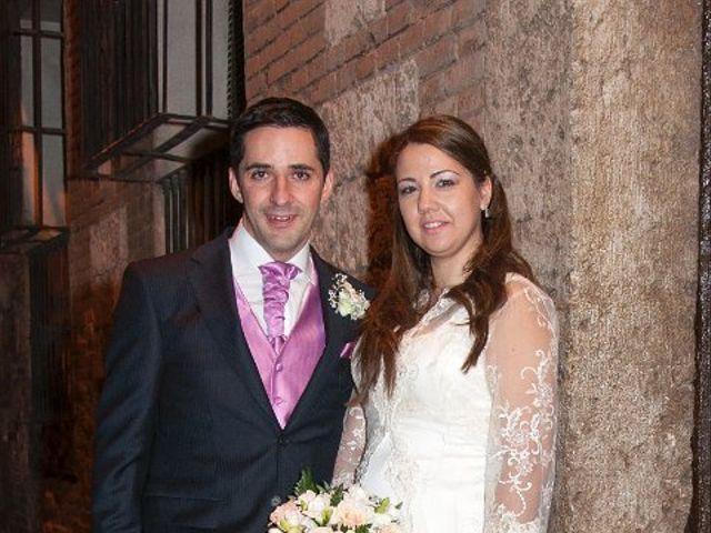 La boda de Vanessa y Óscar en Pozo De Guadalajara, Guadalajara 4