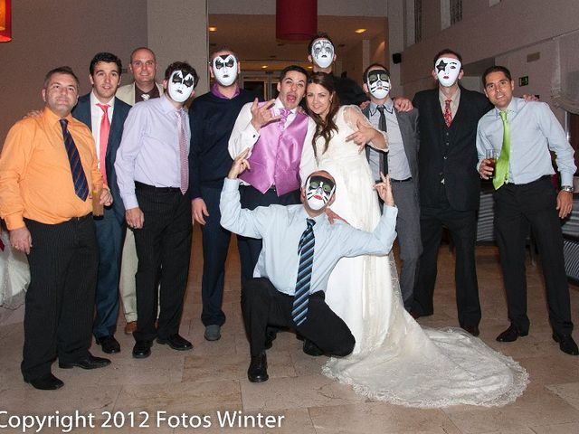 La boda de Vanessa y Óscar en Pozo De Guadalajara, Guadalajara 1