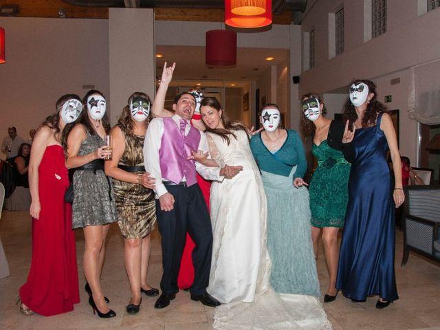 La boda de Vanessa y Óscar en Pozo De Guadalajara, Guadalajara 6