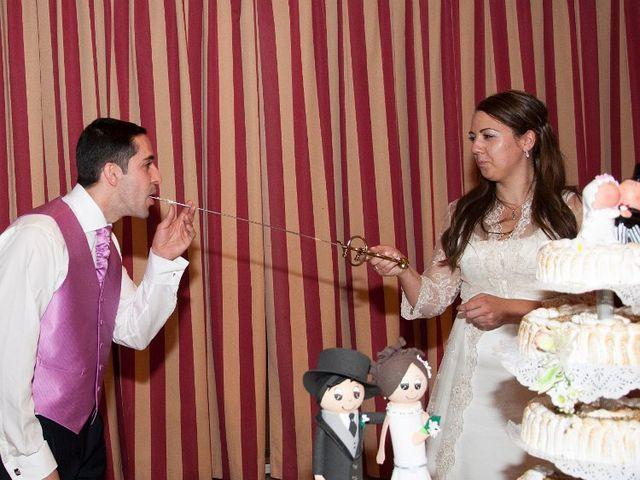 La boda de Vanessa y Óscar en Pozo De Guadalajara, Guadalajara 7