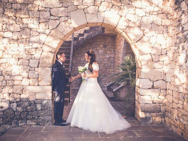 La boda de David y Marta en Olerdola, Barcelona 1