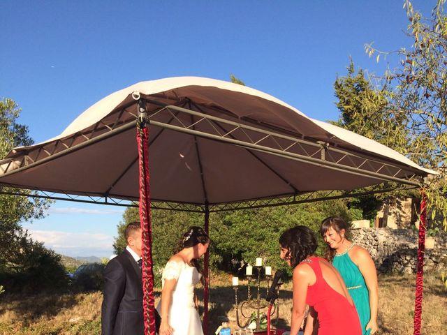 La boda de David y Marta en Olerdola, Barcelona 9