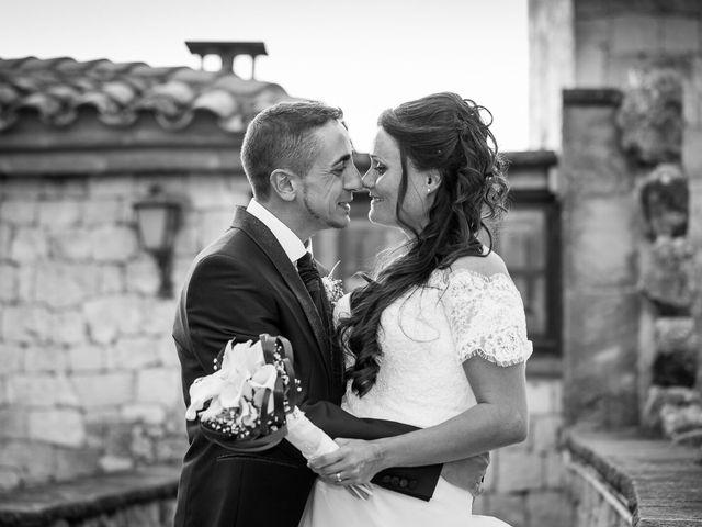 La boda de David y Marta en Olerdola, Barcelona 2