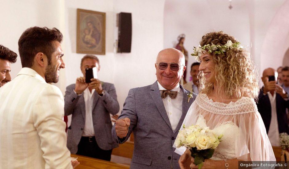 La boda de Massimo y Raffaella en Es Pujols/els Pujols (Formentera), Islas Baleares
