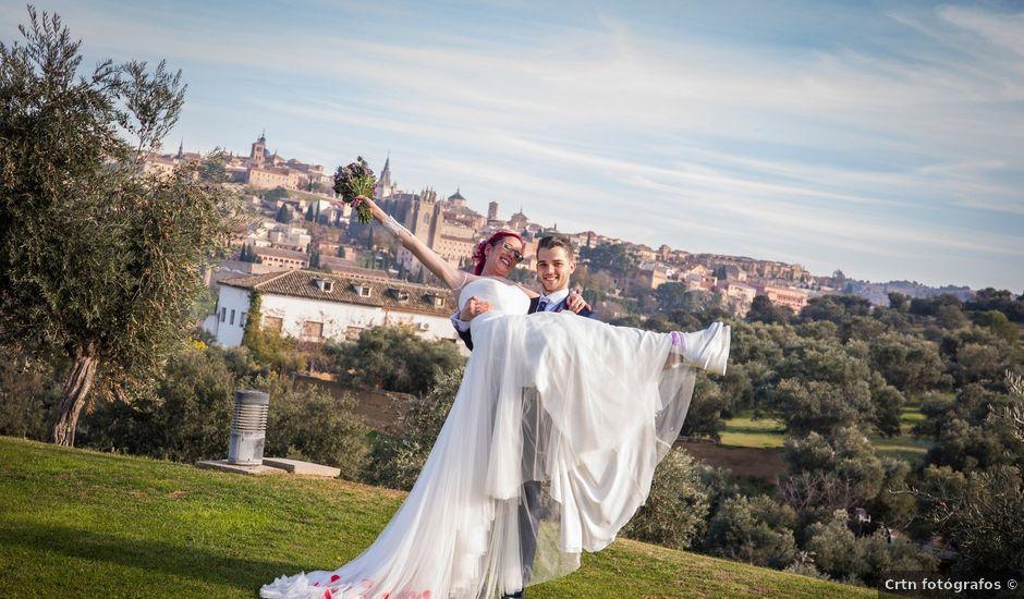 La boda de José Manuel y Rocío en Toledo, Toledo