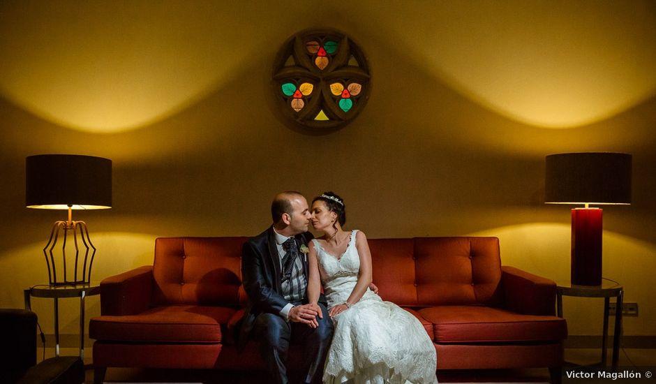 La boda de Daniel y Vanesa en Zaragoza, Zaragoza