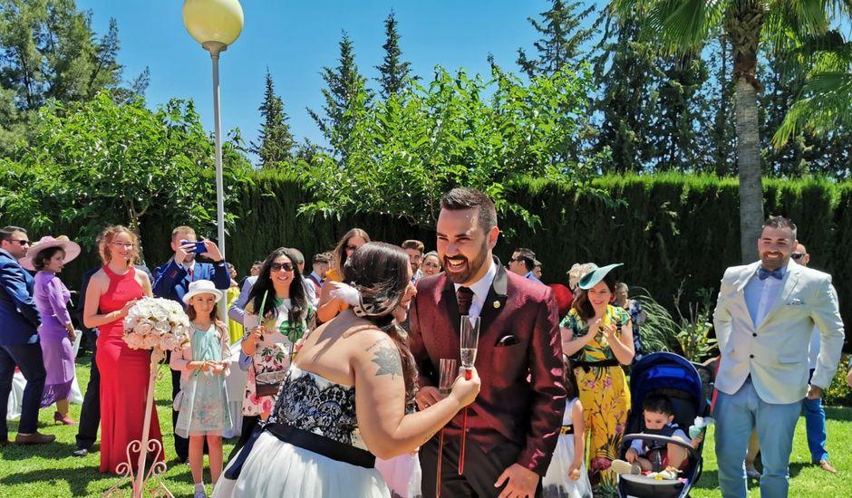 La boda de Iker  y Raquel  en Córdoba, Córdoba