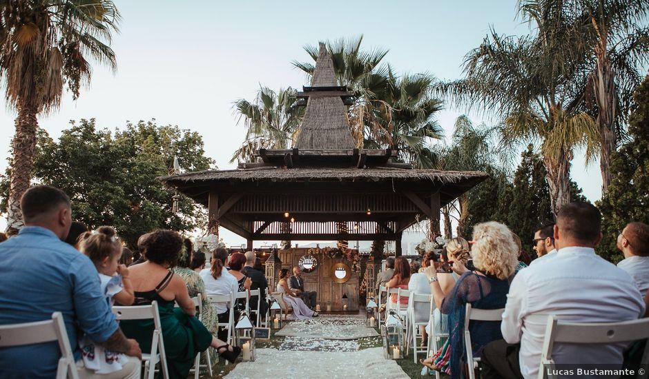La boda de Paul y Sara en Torre Del Mar, Málaga
