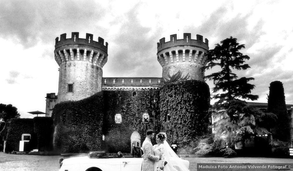 La boda de Janira y Javi en Peralada, Girona