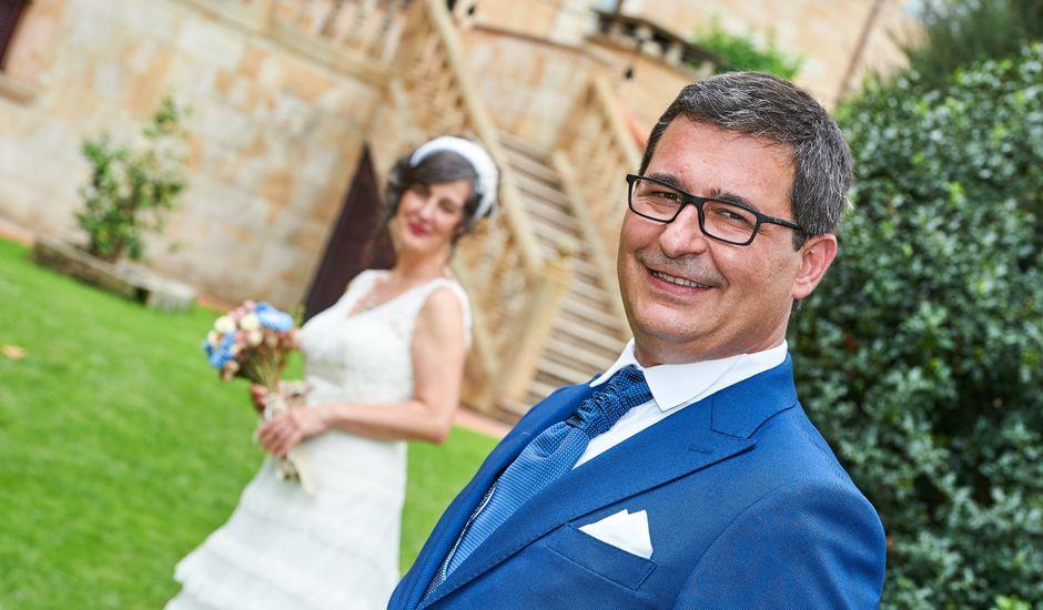 La boda de Lucas y Angela en Hoznayo, Cantabria