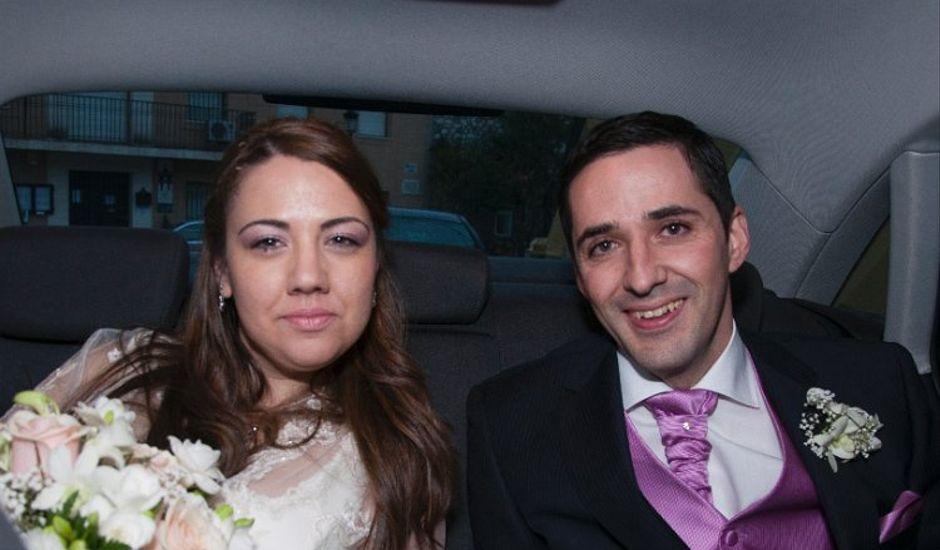 La boda de Vanessa y Óscar en Pozo De Guadalajara, Guadalajara