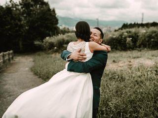 La boda de Tatiana y Victor