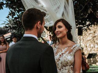 La boda de Paula y Jaime