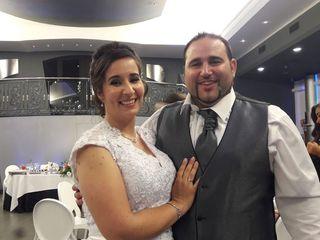 La boda de Estefanía y Agustín