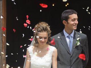 La boda de Franc y Natalia