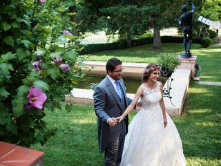 La boda de Patricia y José María