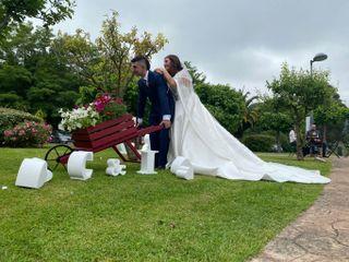 La boda de Carla y Iker