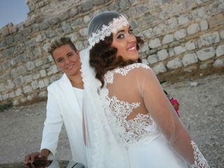 La boda de Anais y Lorena  2