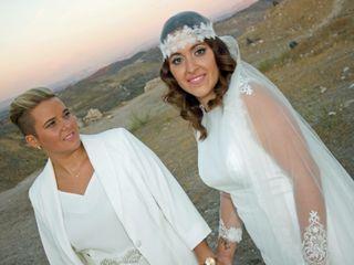 La boda de Anais y Lorena