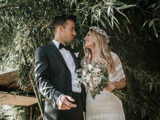 La boda de Catarina y Sandro