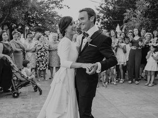 La boda de Amelia y Ángel