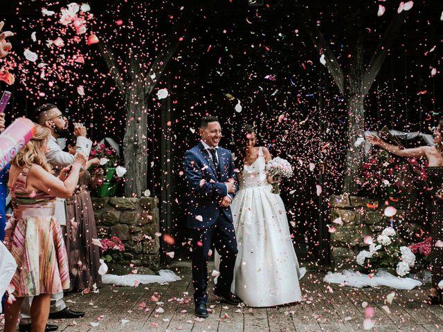 La boda de Victor y Tatiana en Laukiz, Vizcaya 1