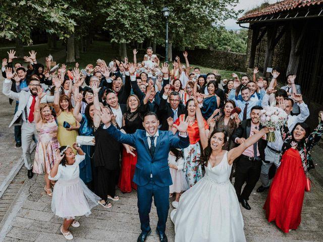 La boda de Victor y Tatiana en Laukiz, Vizcaya 38