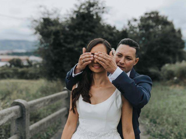 La boda de Victor y Tatiana en Laukiz, Vizcaya 43