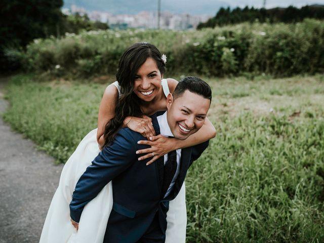 La boda de Victor y Tatiana en Laukiz, Vizcaya 2