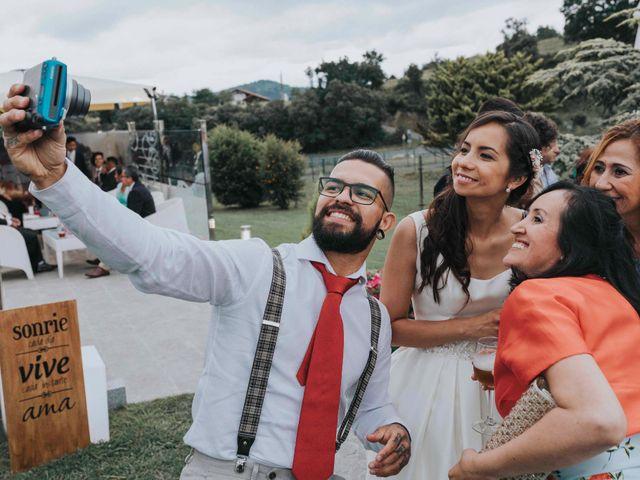 La boda de Victor y Tatiana en Laukiz, Vizcaya 59