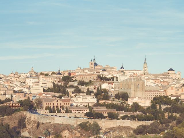 La boda de Miguel y Belén en Toledo, Toledo 19
