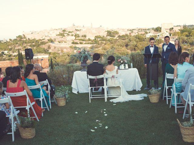 La boda de Miguel y Belén en Toledo, Toledo 31